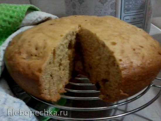 Любимый пирог в мультиварке Polaris 0508D floris