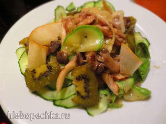 Мармелад «Киви-колобки» «candied fruits (glace fruits)» с розовым и зеленым перцем