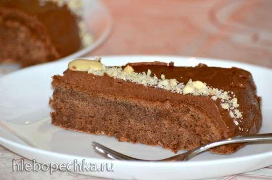 Торт Царица Савская (по рецепту Джулии Чайлд)