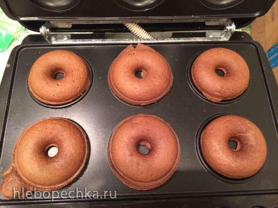 Мега шоколадные пончики в мультипекаре Redmond RMB-611