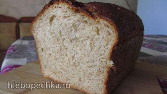 Многозерновой пшеничный колобок. Мастер-класс