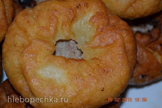 Беляши по-татарски (перемячи)
