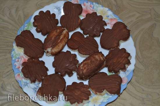 Домашние кокосовые батончики (T-Bar Tupperware)