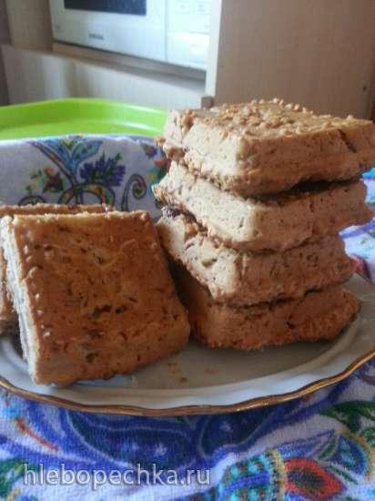 Печенье Клубничная маргарита
