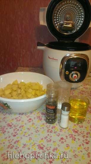 Мультиварка-скороварка cook4me - MOULINEX CE7011