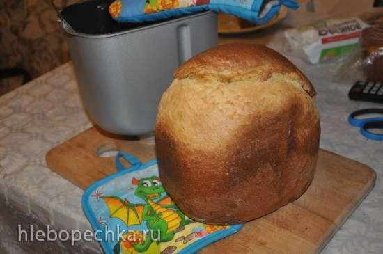 Panasonic SD-2501. Пшенично-ржаной хлеб.