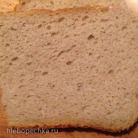 Хлеб Деревенский (на долгой опаре) ржаной