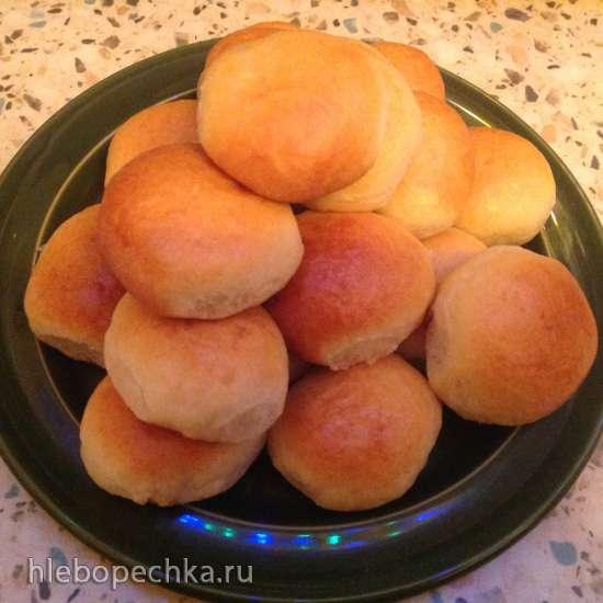 Пирожки Денежные с капустой