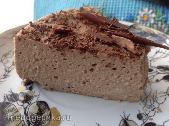 Шоколадная творожная запеканка с изюмом в мультиварке-скороварке Steba DD1