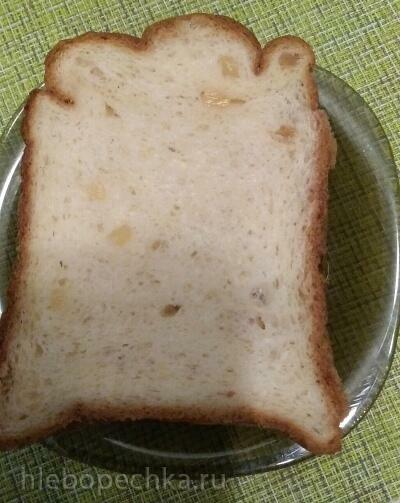 Сдоба творожная (хлебопечка)