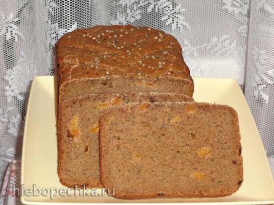 Хлеб «Рижский скорый» (хлебопечка)