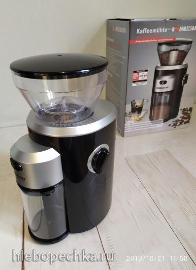 Продаю: Жерновая кофемолка Rommelsbacher EKM 300