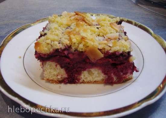 Zwetschgendatschi (цветчгендачи) - пирог из тёрна