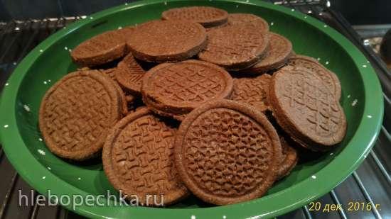 Формочки для печенья, слоеных трубочек