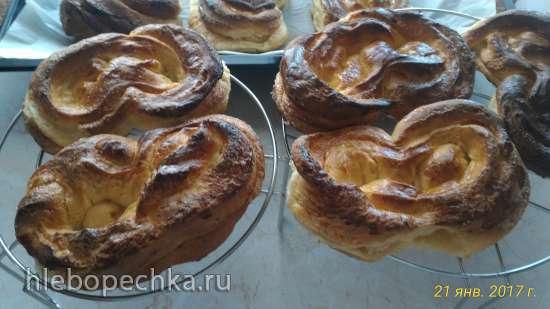 Плюшки «Московские» (рецепты)