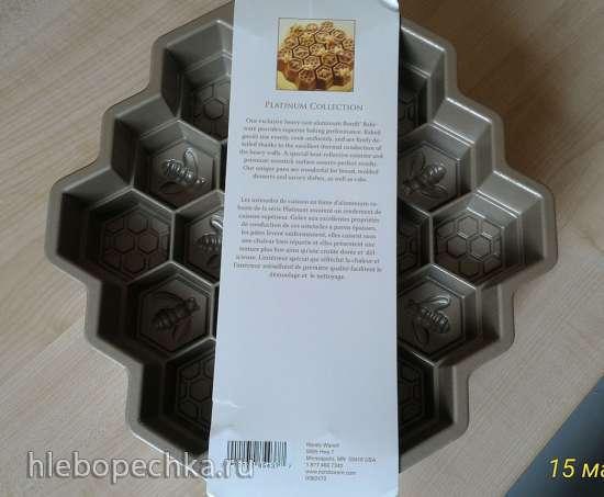 Продам форму Соты Nordic Ware