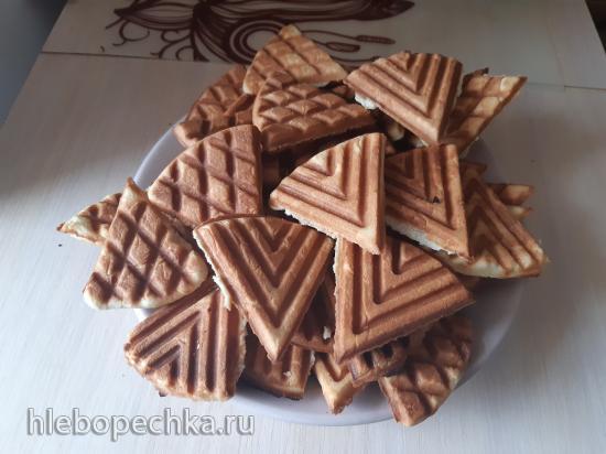 Печенье Домашнее рассыпчатое (форма для газовой плиты)