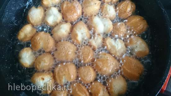 Пирожки к куриному бульону