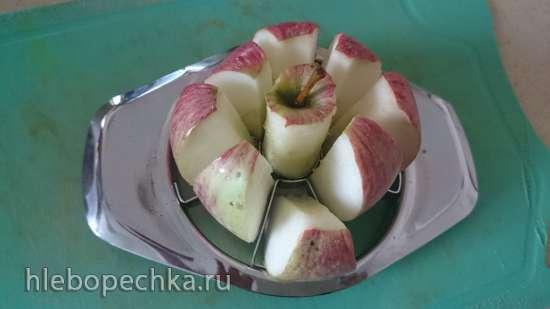 Яблочный сок в соковарке