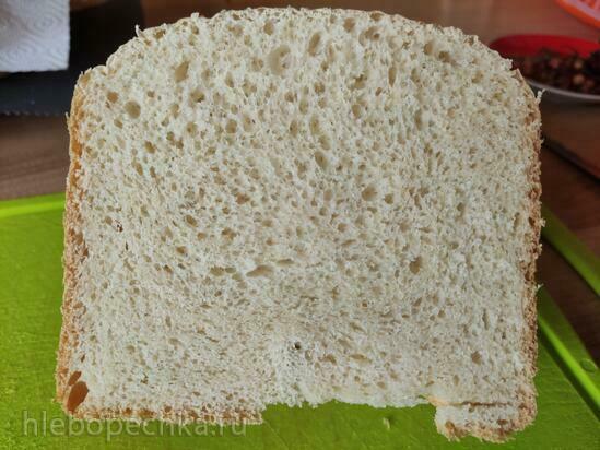 Японский хлеб премиум со свежими сливками (Panasonic)