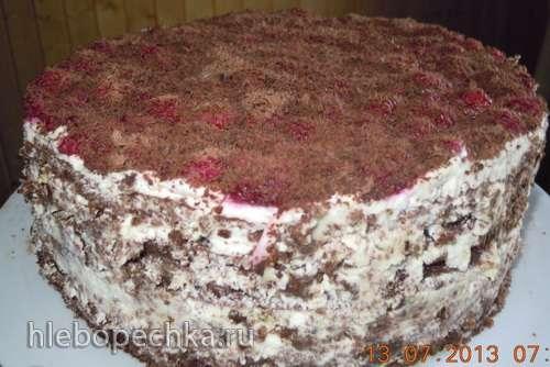Торт Шоколадно-молочная девочка