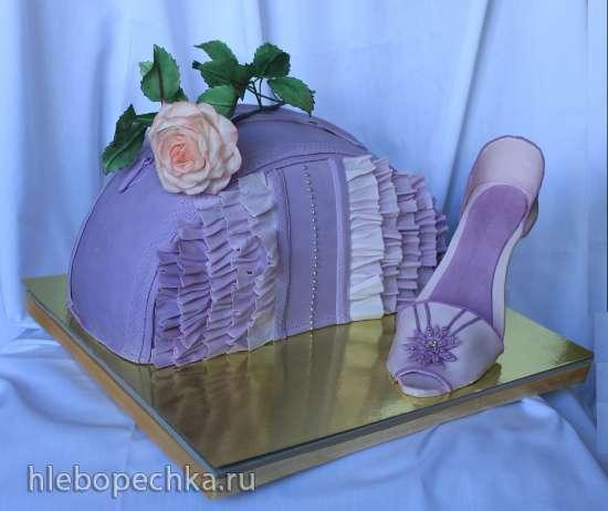 Nansy (галерея тортов)
