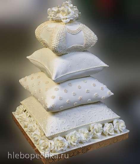 Торты-подушки