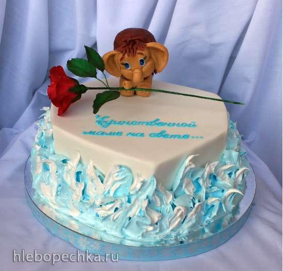 идеи тортов для мамы фото