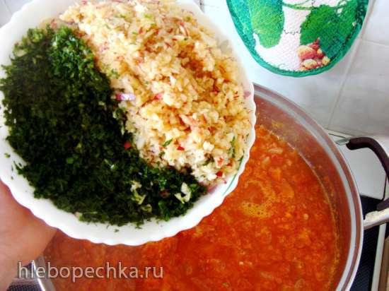 Франкфуртский соус (кетчуп)