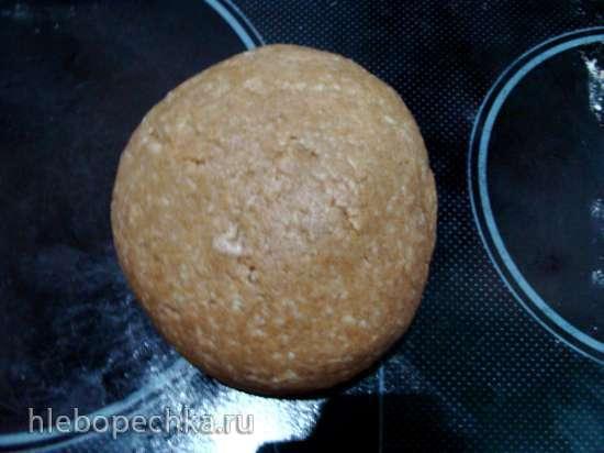 Ржаные сырные хлебо-хрустяшки