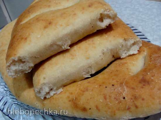 Шустрый французский сырный хлеб