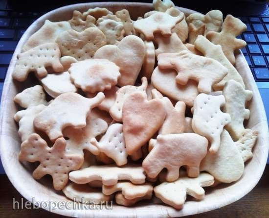 Затяжное печенье Зверята