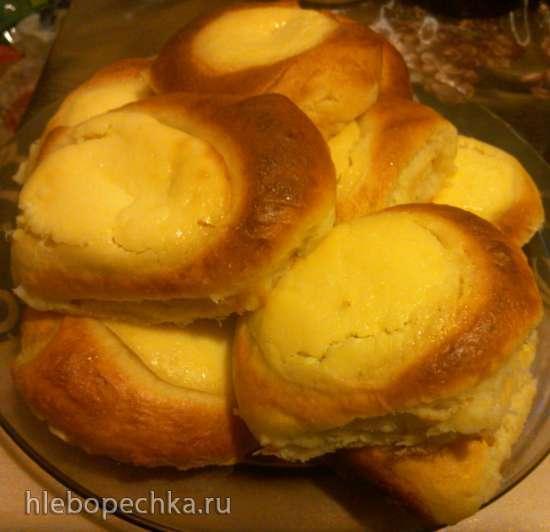 Ватрушки с сыром