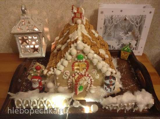 Рождественский пряничный домик (Lebkuchenhaus)