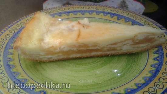 Цветаевский яблочный пирог (Пиццамейкер Princess 115000)