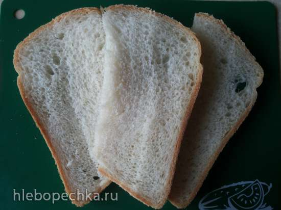Panasonic SD-255. Французский хлеб