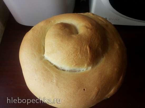Хлеб пшеничный Улитка