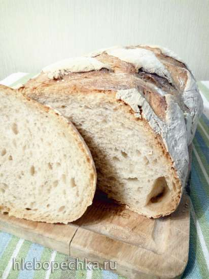 """Хлеб """"Красносельский"""" длительного брожения"""
