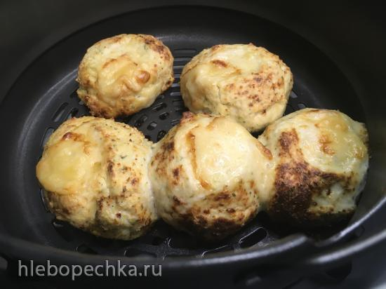 Котлеты из филе белого мяса птицы без яиц и хлеба в мультикастрюле Ninja Foodi® 6.5-qt. или в сковороде