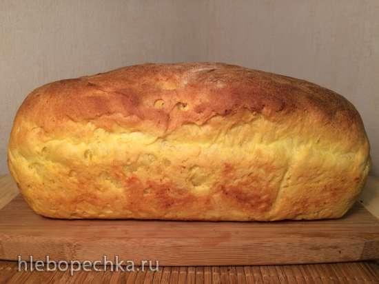 Австрийский тыквенный десертный  хлеб