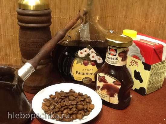 Сага о венском кофе 1.(Истории и рецепты) Кофе по-шварцвальдски (Schwarzwaelder Kaffee)