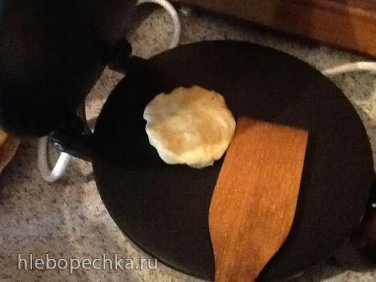 Экспресс-выпечка коржей для торта «Наполеон» с помощью Tortilla Maker (Чапатница) и духовки