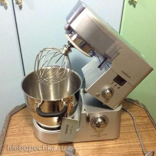 Продаю кухонную машину Kenwood 094 (с индукцией)