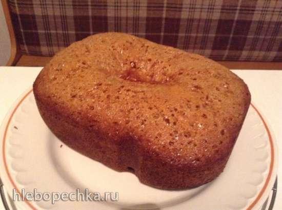 Кекс морковный (хлебопечка)