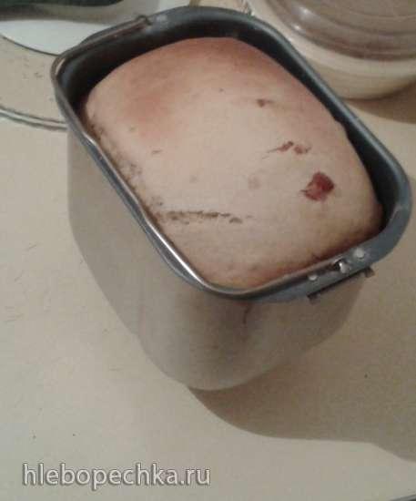 Кулич пасхальный в хлебопечке Zelmer 43z011