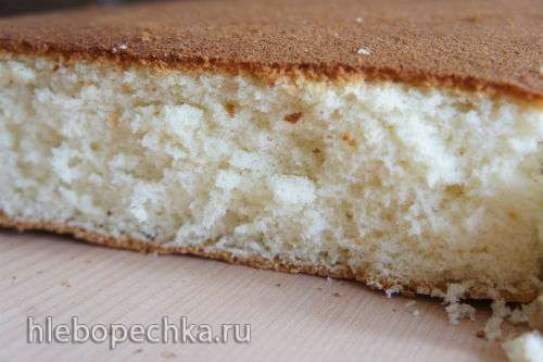 Торт Рафаэлло (бисквитный)