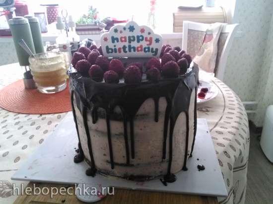 Торт «Темный Ларри»