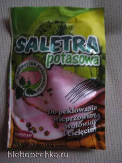Домашняя колбаса Краковская