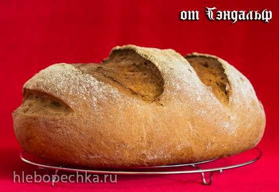 Спельтовый хлеб от Гэндальф
