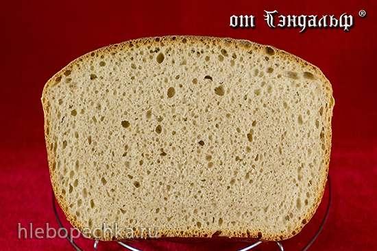 Хлеб на опаре от Гэндальф для духовки